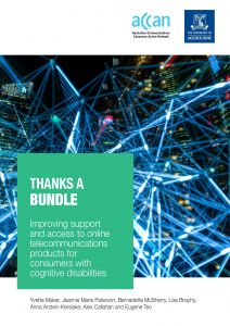 Thanks a Bundle Research Report Cover