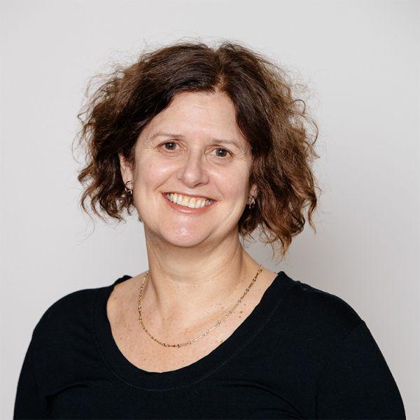 A photograph of deputy director Julie McLeod