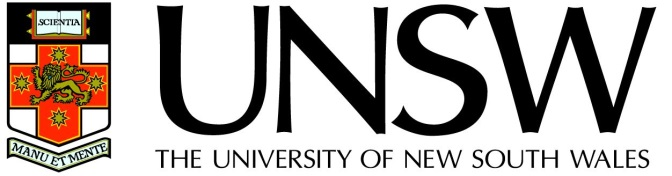 University of NSW Logo